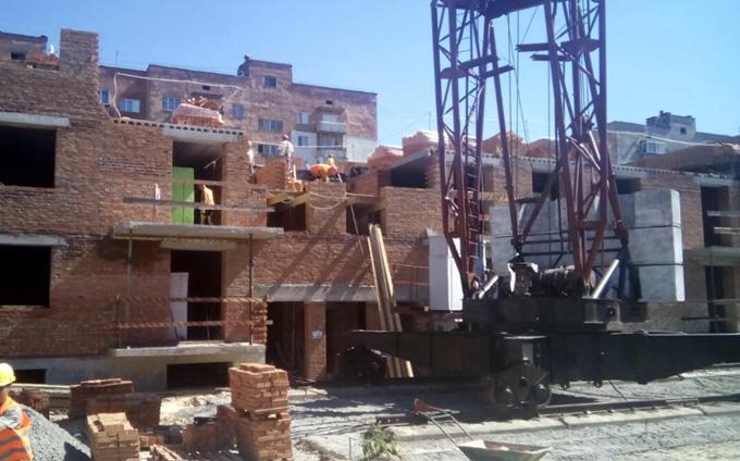 ЖК «Вышгород Сити Парк» ход строительтства