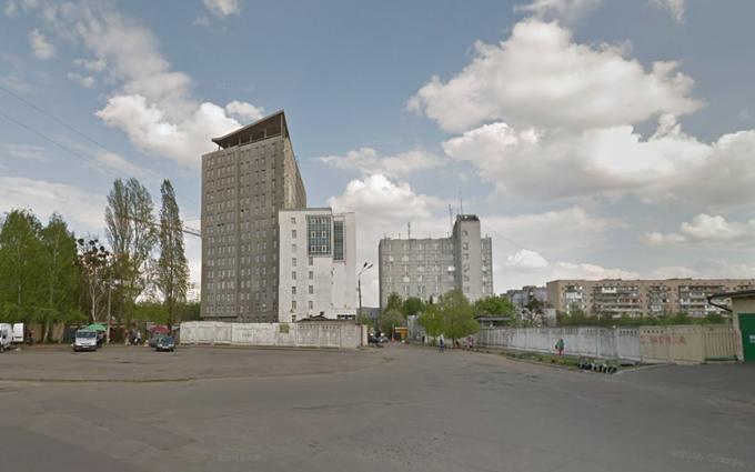 ЖК на Светлицкого, 35 год назад дом выглядел так