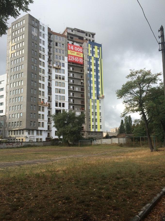 ЖК на Светлицкого, 35 ход строительства / ход реконструкции