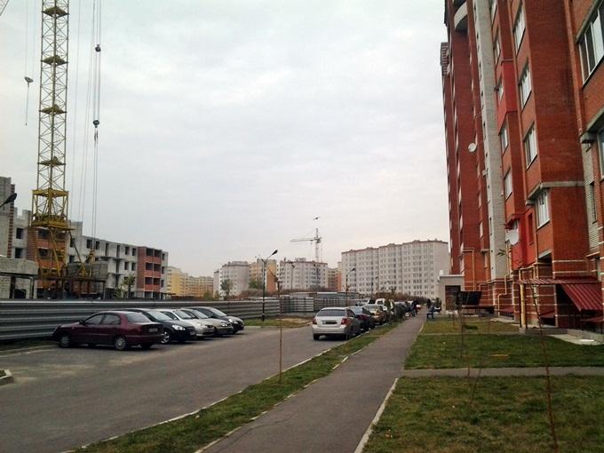 ЖК «Городок» от застройщика «Эркер» соседи