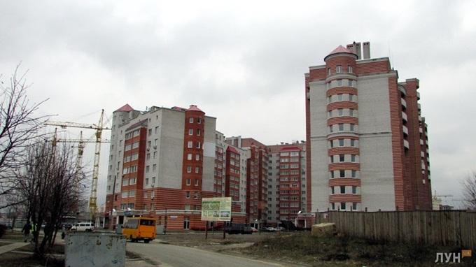 ЖК «Городок» от застройщика «Эркер» ход строительства в марте