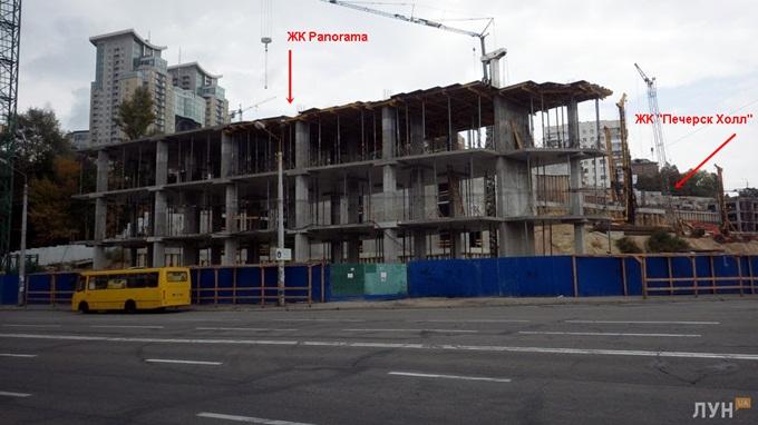 ЖК Панорама от «bUd development» ход строительства