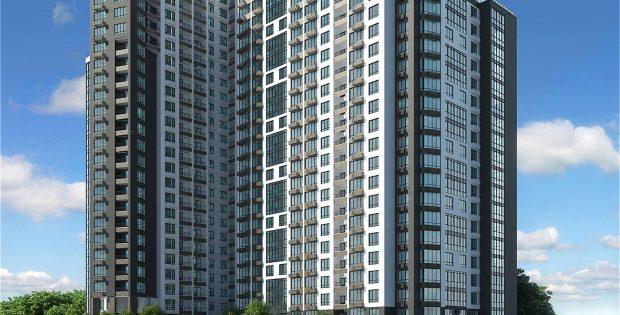 ЖК Панорама от «bUd development» визуализация