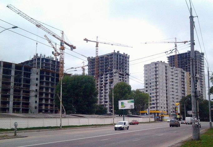ЖК «Варшавский микрорайон» от Столица Групп стройка