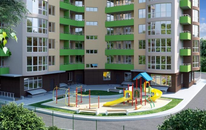 ЖК «Зірковий» в Вышгороде визуализация