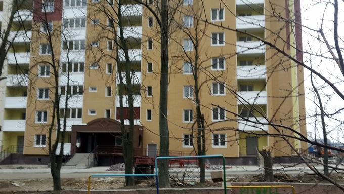 Год спустя: ЖК «Кристер Град» первый дом