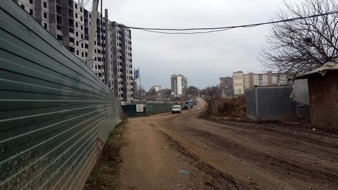 Год спустя: ЖК «Кристер Град» улица Межевая