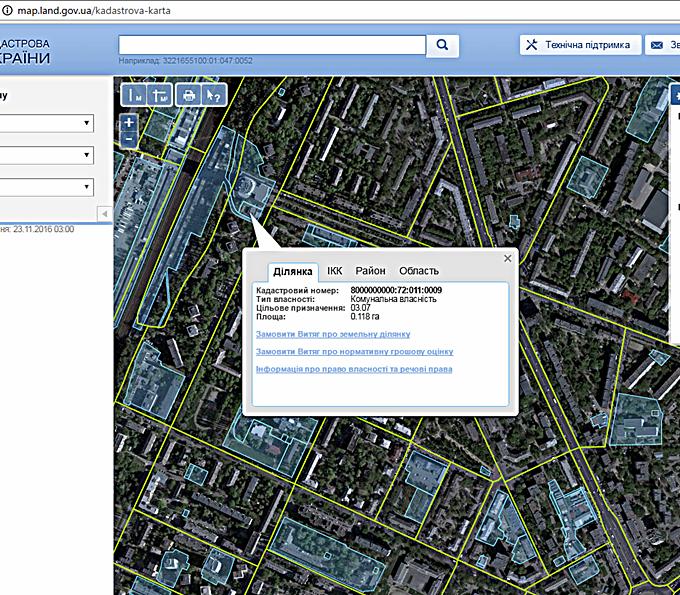 ЖК Каравай Тауер на Ушинского данные об участке застройки в кадастровой карте