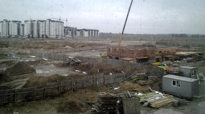 ЖК «Киевский Маеток» в Софиевской Борщаговке ход строительства