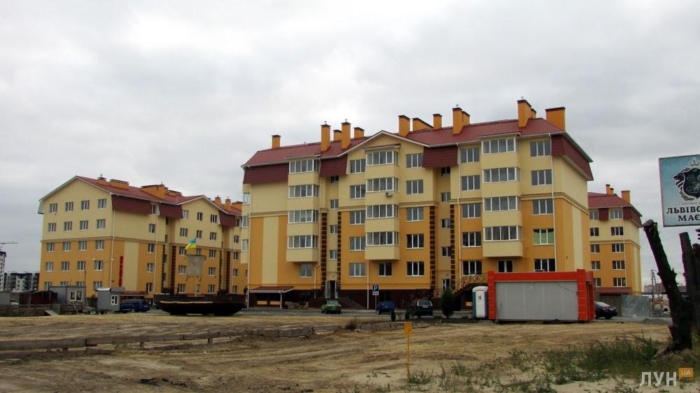 ЖК «Киевский Маеток» в Софиевской Борщаговке визуализация