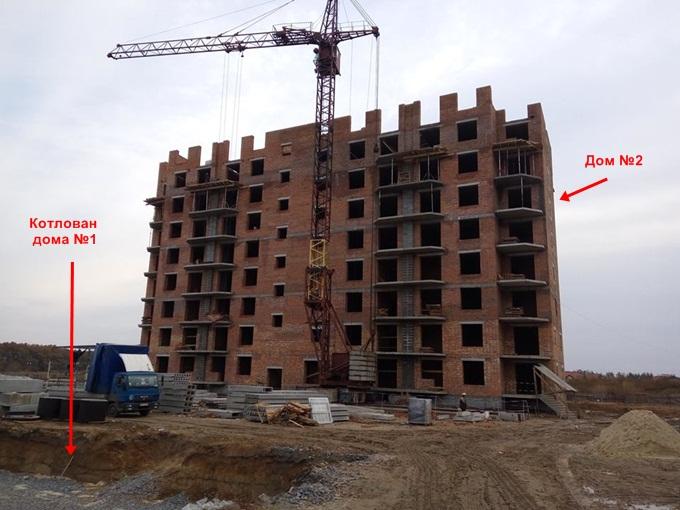 ЖК «Одесский Квартал» в Крюковщине ход строительства