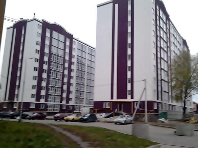 ЖК «Вишнева оселя» в Крюковщине два дома построены