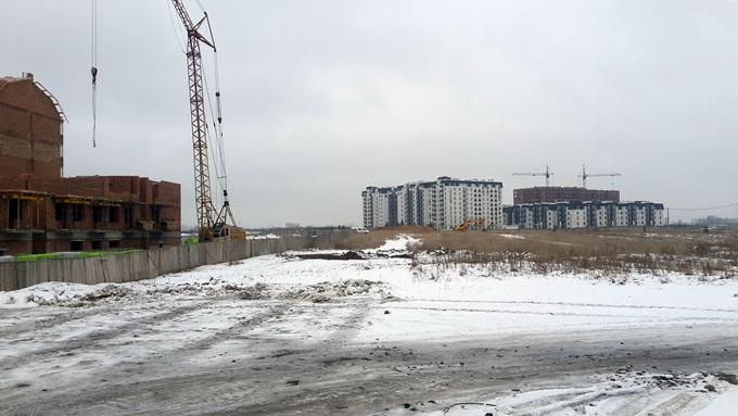 Год спустя: ЖК «Уютный квартал» ход строительства