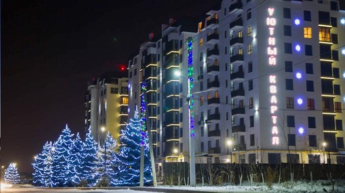 Год спустя: ЖК «Уютный квартал» визуализация