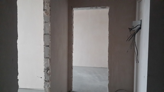 Год спустя: ЖК «Уютный квартал» внутри чистовая отделка