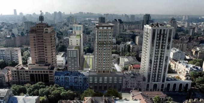 ЖК «Ярославов Град» визуализация