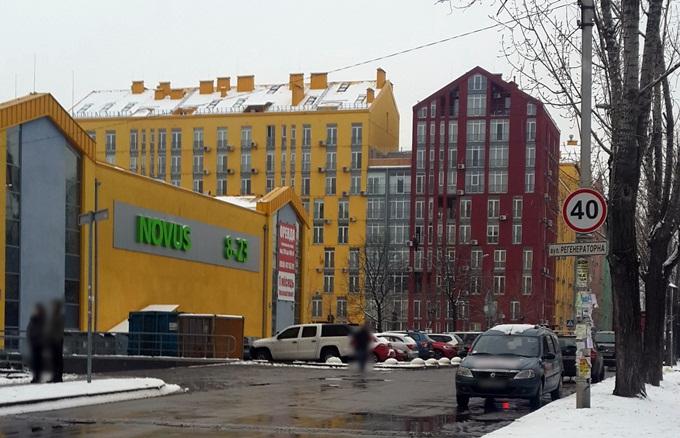 ЖК-на-Каунасской-2-а рядом ЖК Комфорт Таун с собственной инфраструктурой