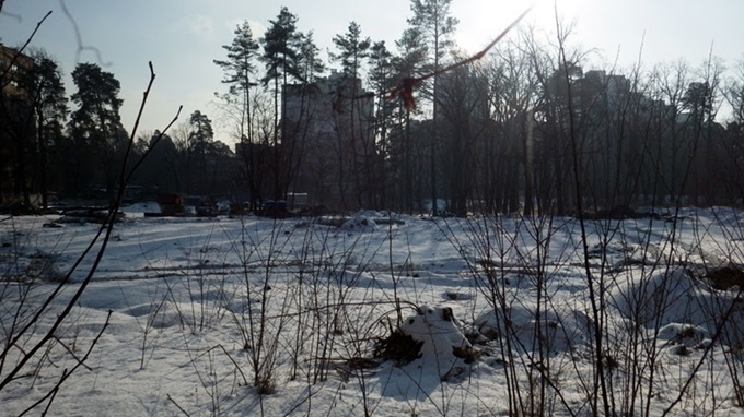 Год спустя: ЖК «Святобор» начало строительства второго дома