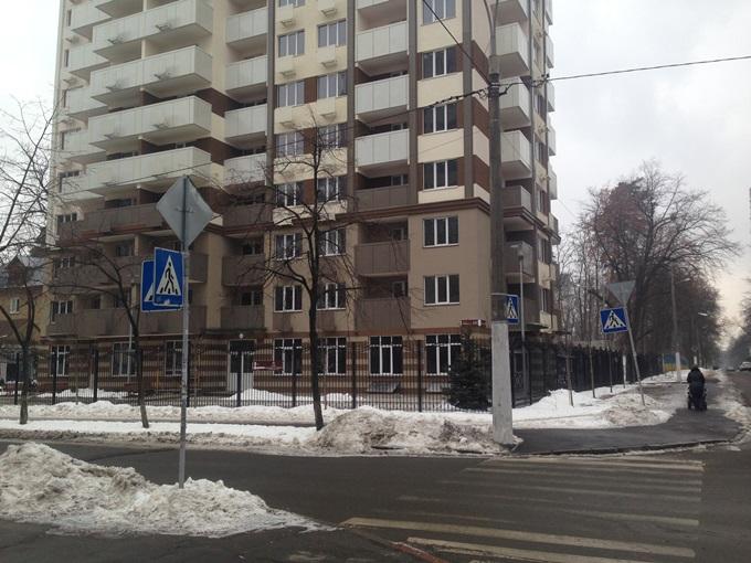 Год спустя: ЖК «Святобор» улицы вокруг