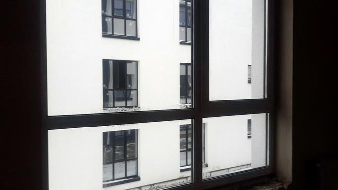 ЖК «Дания» в Софиевской Борщаговке дома нахогдятся близко друг к другу