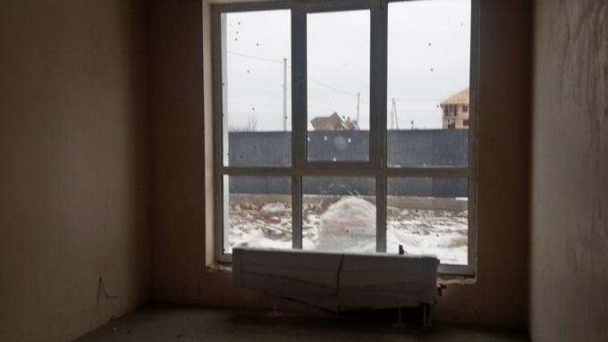 ЖК «Дания» в Софиевской Борщаговке первый этаж низкий