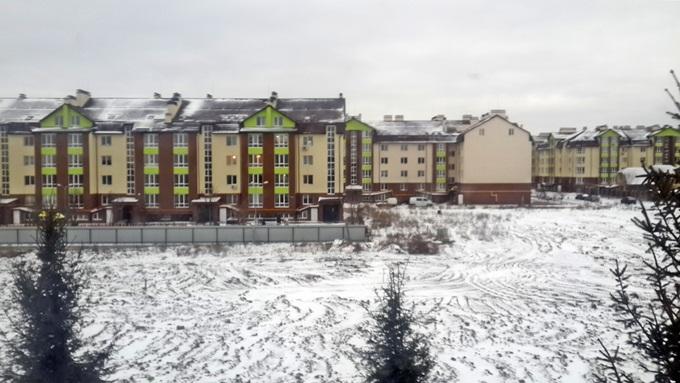 ЖК «Дания» в Софиевской Борщаговке соседи