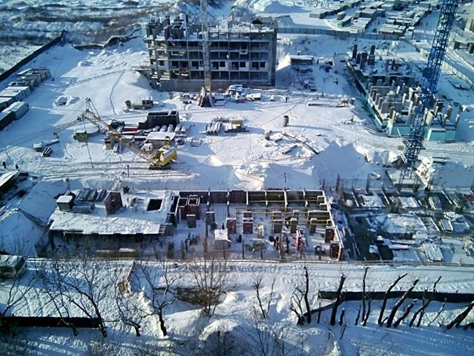 ЖК Пятый квартал (ЖК 5 квартал) ход строительства