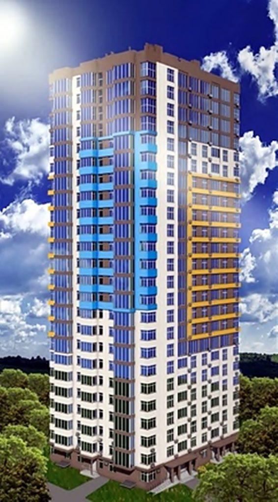 ЖК «Теремки» от Интергал-Буд первый дом начали строить