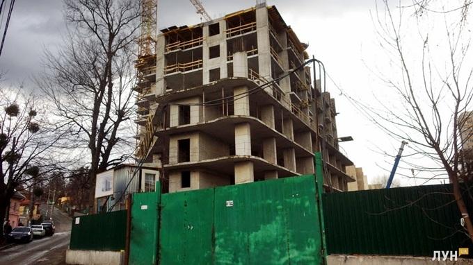 ЖК West House на Кустанайской ход строительства дом 1