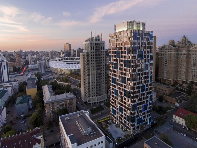 Квартира с интеллектом ЖК Tetris Holl