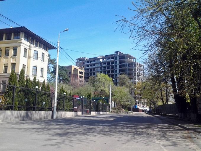 ЖК Henesi House на Татарке неактивное строительство