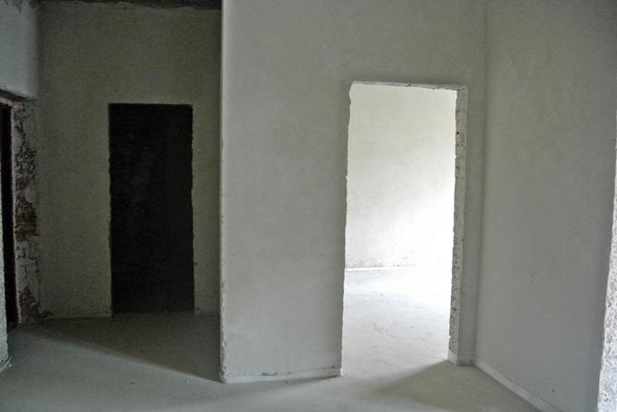 ЖК Подол Град черновая отделка квартиры