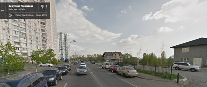 ЖК Прага на Троещине улица Лисковская