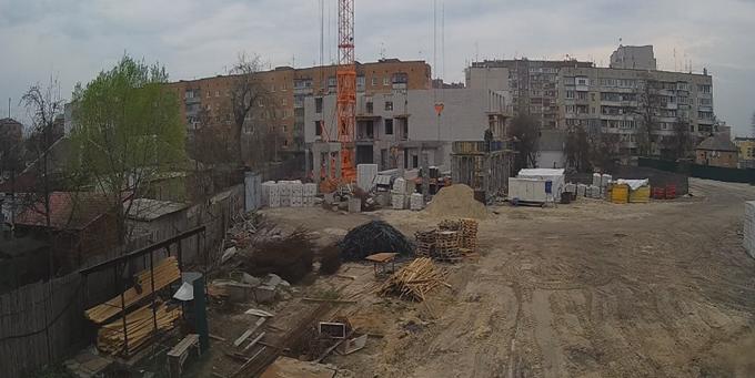 ЖК SkyCity в Борисполе онлайн ход строительства
