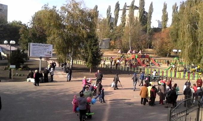 ЖК поблизости от крупных парков парк Орлятко