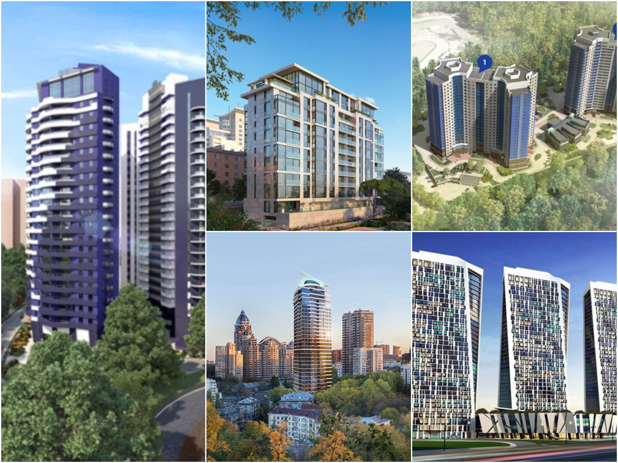 новостройки с самыми просторными квартирами