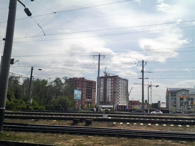 ЖК Continent Буча жд вокзал