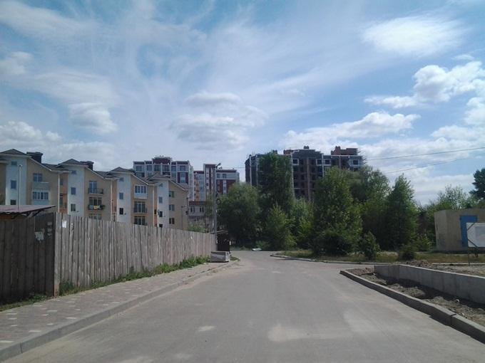 ЖК Покровский в Гостомеле дома 3-4