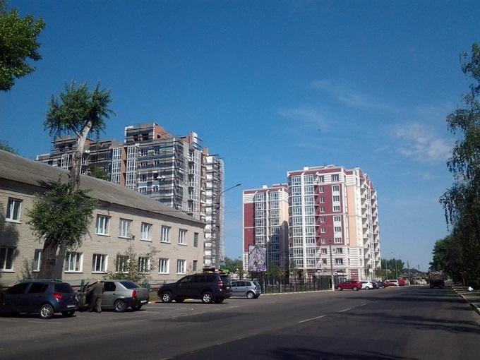 ЖК Покровский в Гостомеле Свято-Покровская