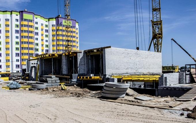ЖК Sofia Residence ход строительства