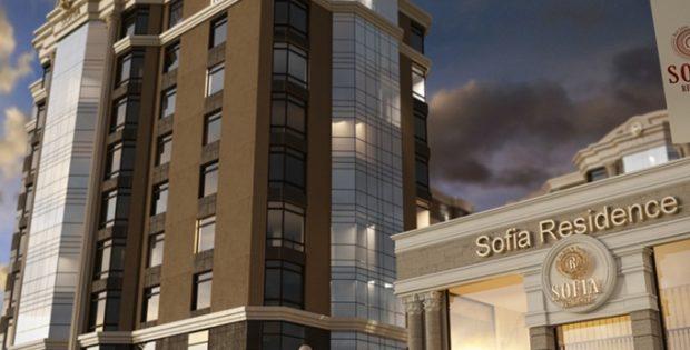 ЖК Sofia Residence визуализация