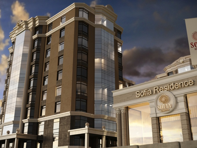 ЖК Sofia Residence в Софиевской Борщаговке (короткий обзор)
