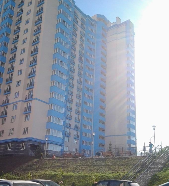 ЖК Демеевка от Интергал-Буд построен дом 1
