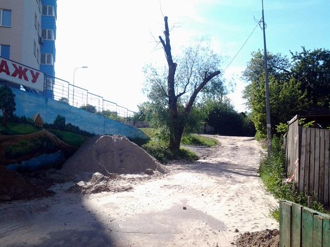 ЖК Демеевка от Интергал-Буд проезд