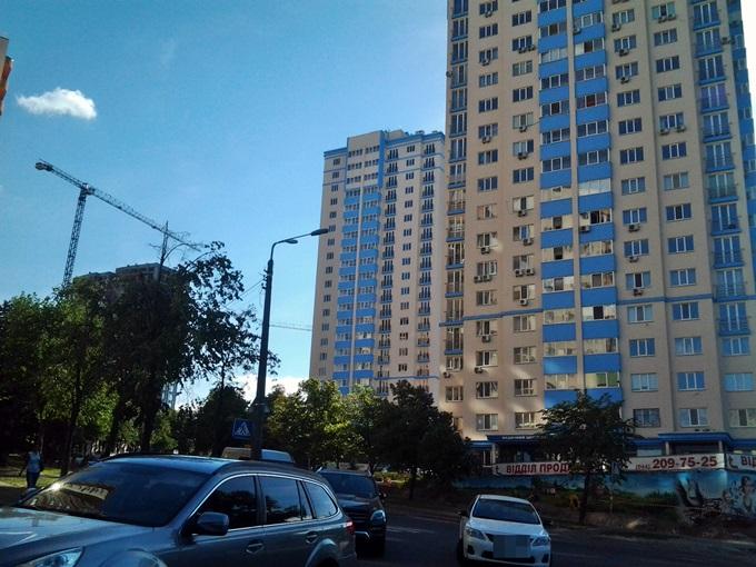 ЖК Демеевка от Интергал-Буд сдан дом 3