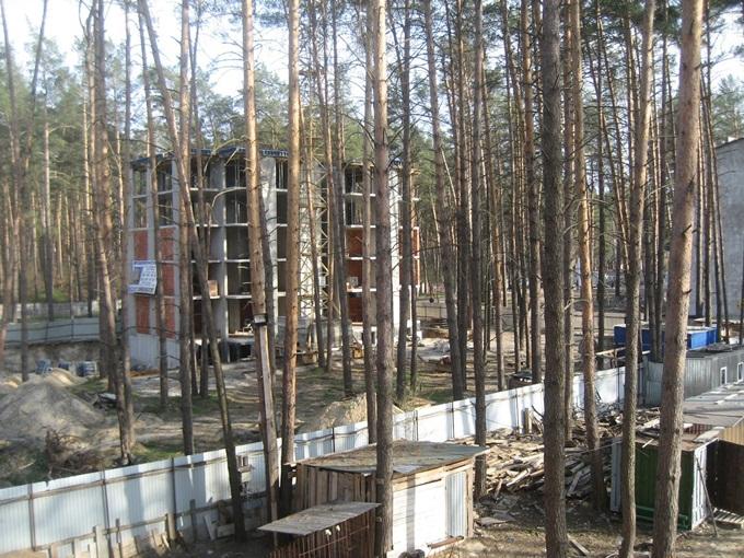 ЖК Ирпенские Липки-2 Состояние строительства 2013