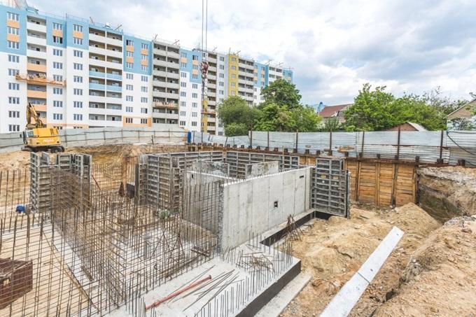 ЖК Липинка ход строительства 4 квартала