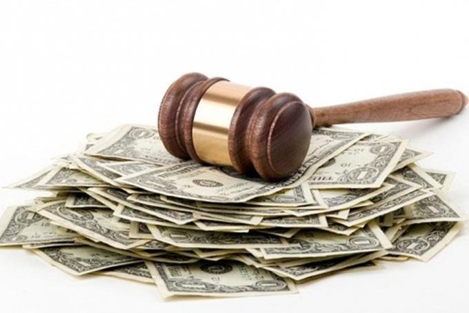 штрафы и санкции