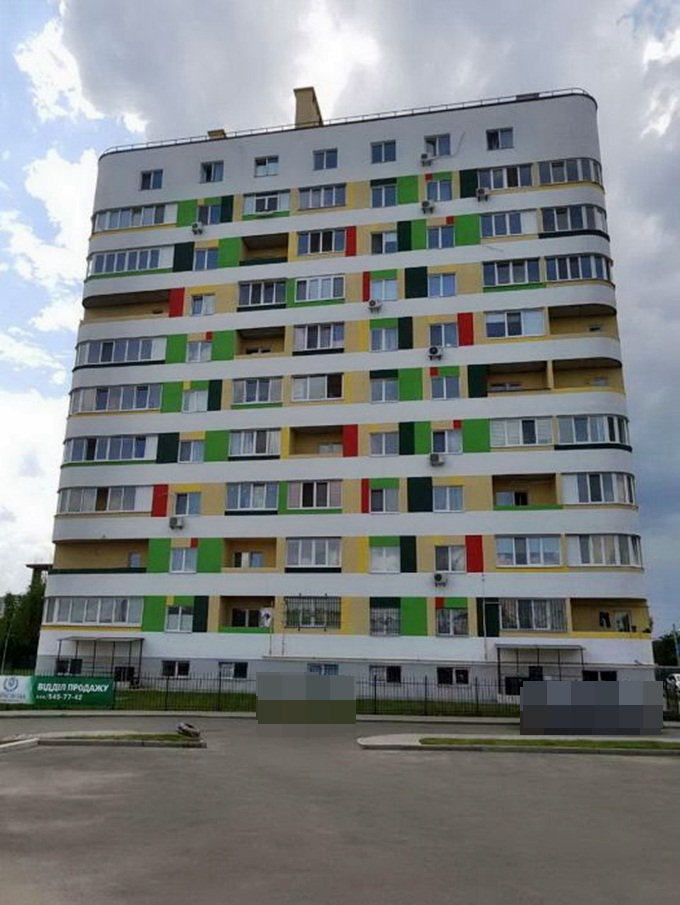ЖК Черновола балконы