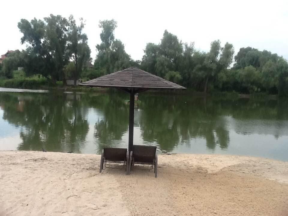 ЖК Озерный Гай Гатное озеро